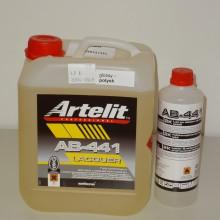 felületkezelő, parketta lakk artelit AB-441